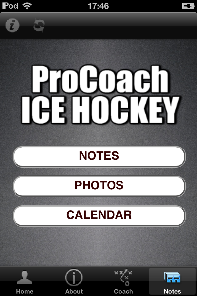 Ice Hockey ProCoach Screenshot
